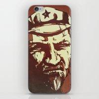 Vladimir Ilyich Lenin iPhone & iPod Skin