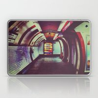 Though The Tunnel Laptop & iPad Skin