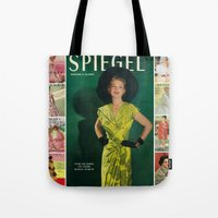 1951 Spring/Summer Catal… Tote Bag