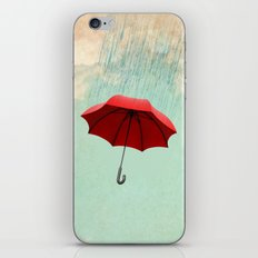 Chasing Clouds iPhone & iPod Skin