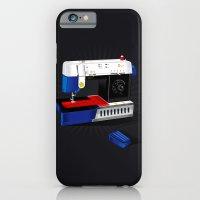 Ma-Singer iPhone 6 Slim Case