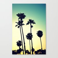 Pacific Coast Hwy Cruisi… Canvas Print