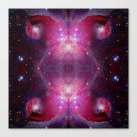 Nebula I Canvas Print