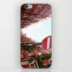 london calls iPhone & iPod Skin