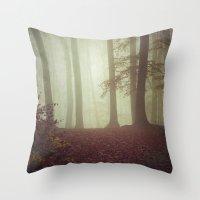 November Light Throw Pillow