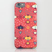 iPhone & iPod Case featuring Cosmos Pattern by Martin Orza