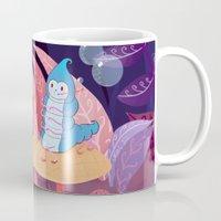 Alice In Wonderland And … Mug