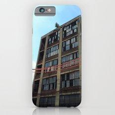 broken glass iPhone 6 Slim Case