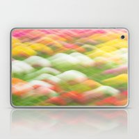 Tulip Field Abstract - Holland Michigan Laptop & iPad Skin