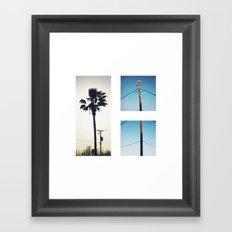 Half of Nature Framed Art Print