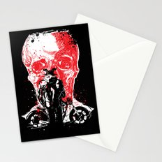rebel from hell #1 Stationery Cards