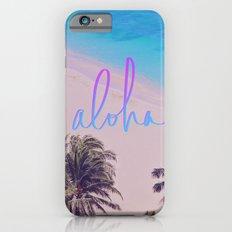 Aloha Hawaii Slim Case iPhone 6s