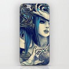 Zodiac Sign: Gemini iPhone & iPod Skin