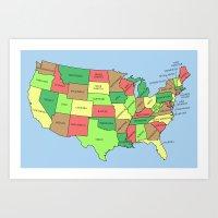 This Land Isn't Your Land Art Print