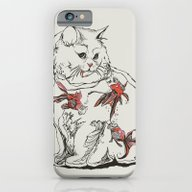iPhone & iPod Case featuring Fish Tank by Huebucket