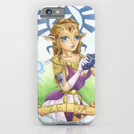 Tattooed Zelda iPhone & iPod Case