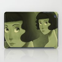 Anne iPad Case