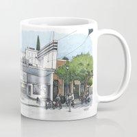 The Varsity, 2nd St Davis Mug
