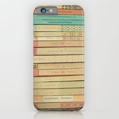 Books iPhone 6s Slim Case