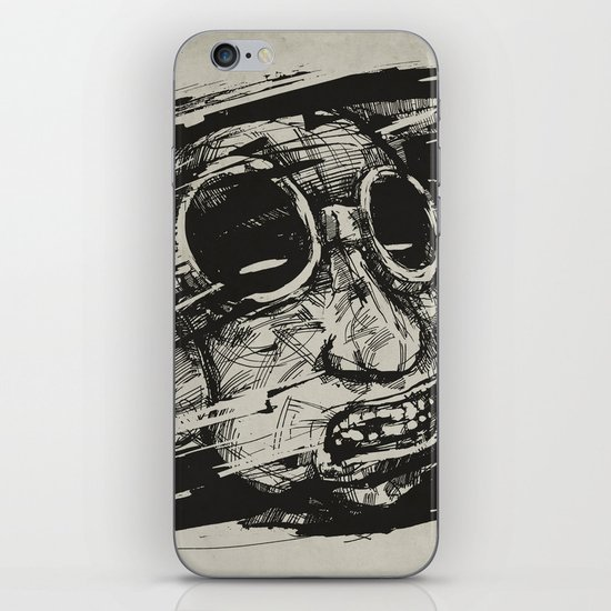 Speed Of Life II. iPhone & iPod Skin