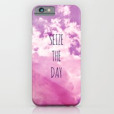 SEIZE THE DAY iPhone 6 Slim Case