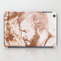 Bon Iver (Justin Vernon) iPad Case