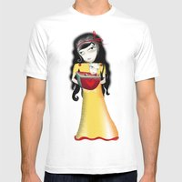 My Sweet Little Watermel… Mens Fitted Tee White SMALL
