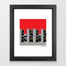 Salk Institute, Louis Ka… Framed Art Print