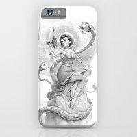 Astro Babe B&W iPhone 6 Slim Case