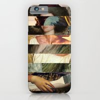 iPhone Cases featuring Mona´s Mix 5  by Marko Köppe