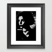 I Must Be Going Framed Art Print