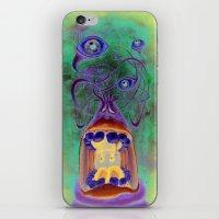 BLARGH iPhone & iPod Skin