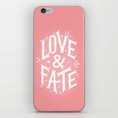 Love & Fate iPhone & iPod Skin