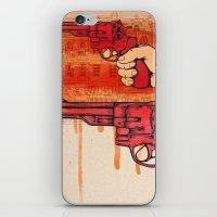 Bang iPhone & iPod Skin