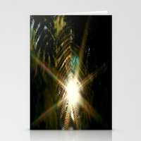 Shine Through Stationery Cards