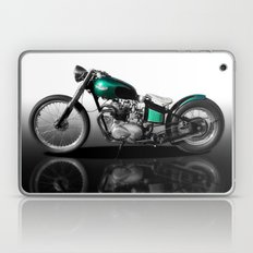 Triumph Motorbike Laptop & iPad Skin
