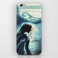 Twelfth Night Viola iPhone & iPod Skin
