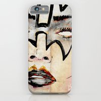 Kiss/Ace Frehley/Space Ace/Shock Me iPhone 6 Slim Case