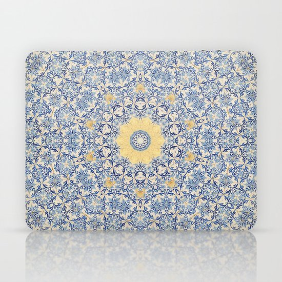 Deep States (Mandala) Laptop & iPad Skin