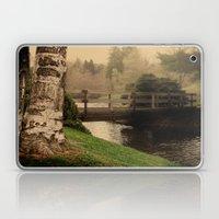 Fog at Dawes Bridge Laptop & iPad Skin