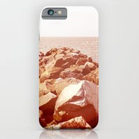 iPhone & iPod Case featuring océano 4 by Chris Kitzmiller