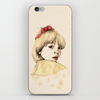 Ana iPhone & iPod Skin