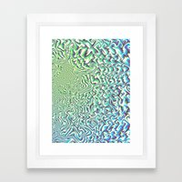 You Move Like This (II) Framed Art Print
