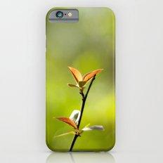 Spring Begins iPhone 6 Slim Case