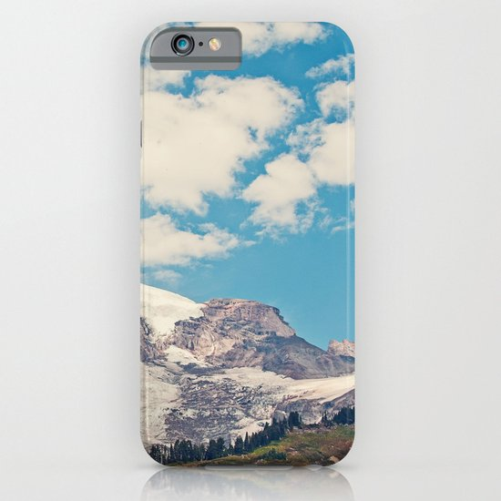 Mount Rainier iPhone & iPod Case