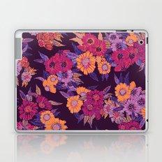 Floral in purple tones Laptop & iPad Skin