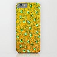 Frog Festival iPhone 6 Slim Case