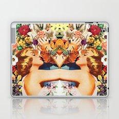 Floral Bed Laptop & iPad Skin