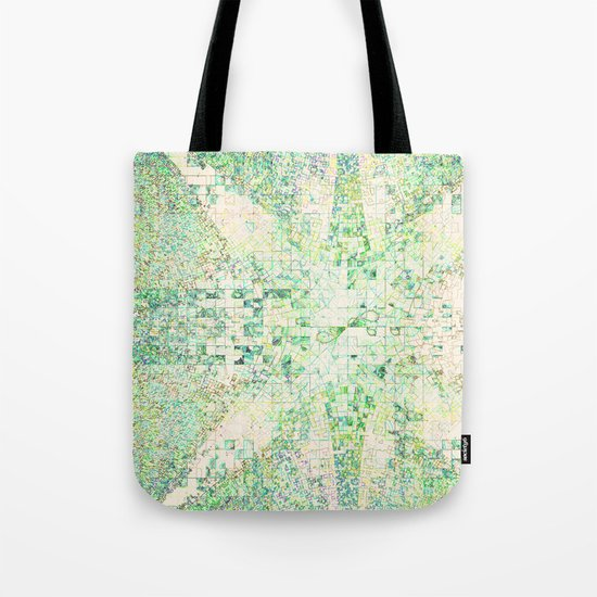 City Layers Tote Bag