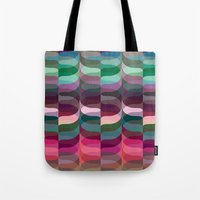 Geometric Abstraction #7 Tote Bag